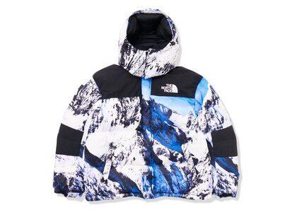 Supreme × The North Face Mountain Baltro Jacket Blue