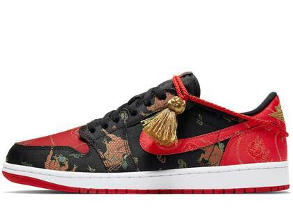 Nike Air Jordan 1 Low Chinese New Yearの写真