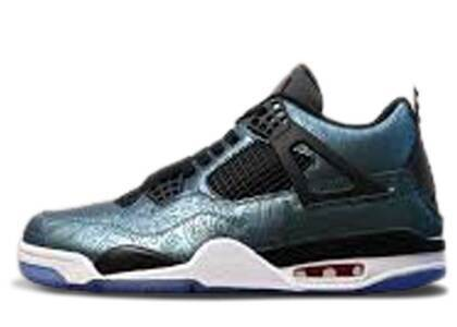 Nike Air Jordan 4 Retro Laser Greenの写真