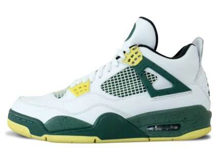 Nike Air Jordan 4 Retro Oregon Ducks Duckmanの写真