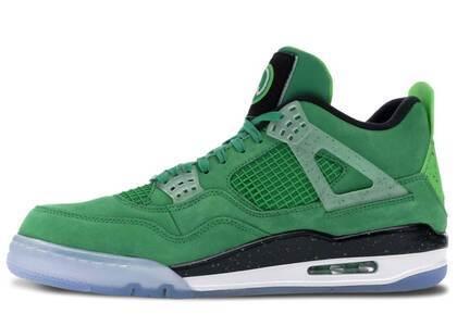 Nike Air Jordan 4 Retro Wahlburgersの写真