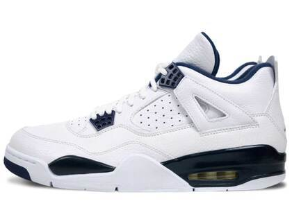 Nike Air Jordan 4 Retro Columbia (2015)の写真