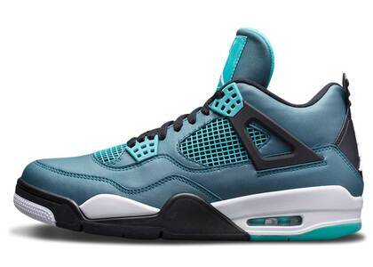 Nike Air Jordan 4 Retro Tealの写真