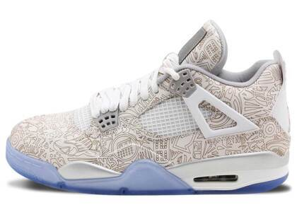 Nike Air Jordan 4 Retro 30th Anniversary Laserの写真