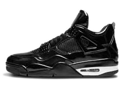 Nike Air Jordan 4 Retro 11Lab4 Blackの写真