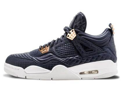Nike Air Jordan 4 Retro Obsidianの写真