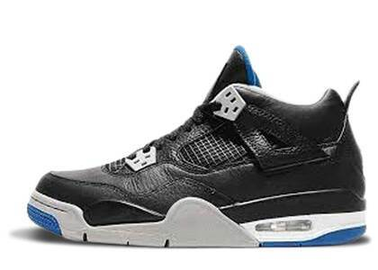 Nike Air Jordan 4 Retro Motorsports Alternate GSの写真