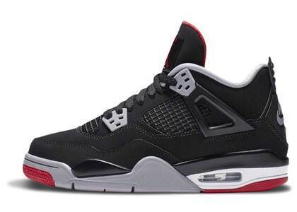 Nike Air Jordan 4 Retro Bred GS (2019)の写真