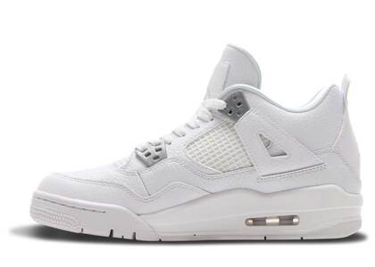 Nike Air Jordan 4 Retro Pure Money GS (2017)の写真