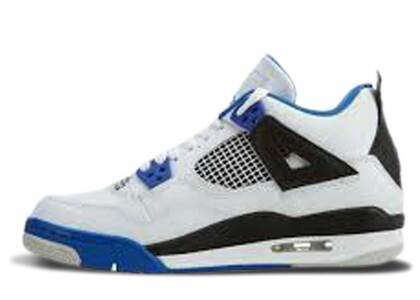 Nike Air Jordan 4 Retro Motorsports GS (2017)の写真