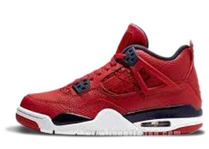 Nike Air Jordan 4 Retro Fiba GS (2019)の写真
