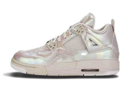 Nike Air Jordan 4 Retro 30th Anniversary Pearl GSの写真
