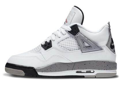 Nike Air Jordan 4 Retro White Cement GS (2016)の写真