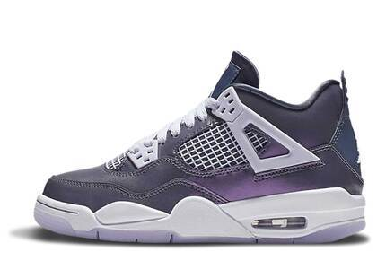 Nike Air Jordan 4 Retro Monsoon Blue GSの写真