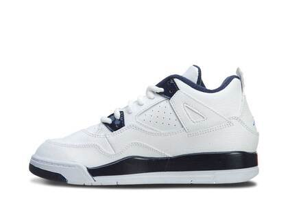Nike Air Jordan 4 Retro LS Legend Blue PSの写真