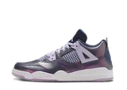 Nike Air Jordan 4 Retro Monsoon Blue PSの写真