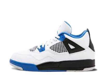 Nike Air Jordan 4 Retro Motorsports PSの写真