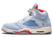 Nike Air Jordan 5 Retro Trophy Room Ice Blueの写真