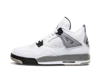 Nike Air Jordan 4 Retro White Cement PS (2016)の写真