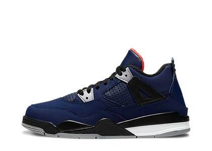 Nike Air Jordan 4 Retro Winterized Loyal Blue PSの写真