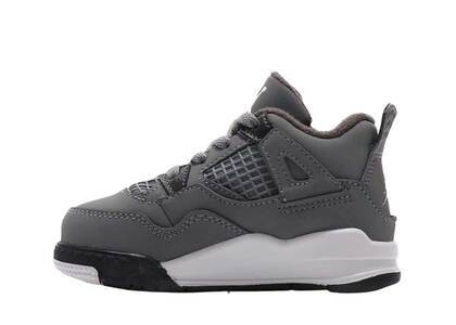 Nike Air Jordan 4 Retro Cool Grey TD (2019)の写真