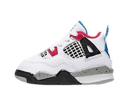 Nike Air Jordan 4 Retro What The TDの写真