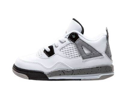 Nike Air Jordan 4 Retro White Cement TD (2016)の写真