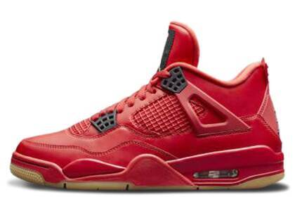 Nike Air Jordan 4 Retro Fire Red Singles Day Womens (2018)の写真