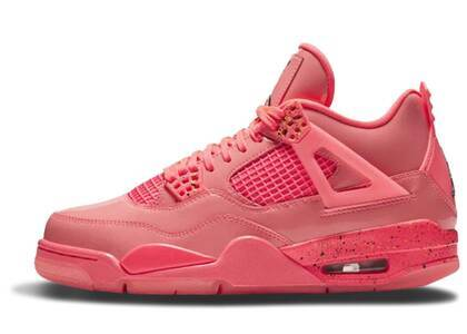 Nike Air Jordan 4 Retro Hot Punch Womens の写真