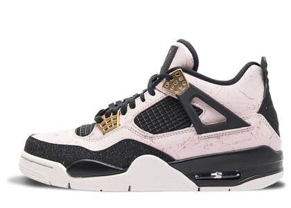 Nike Air Jordan 4 Retro Silt Red Splatter Womens の写真