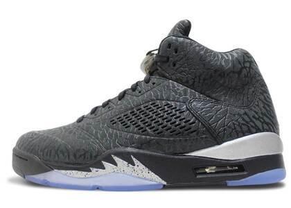 Nike Air Jordan 5 Retro 3Lab5 Black Silverの写真