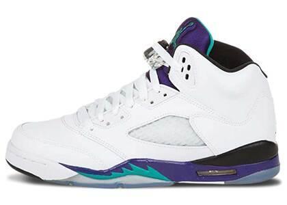 Nike Air Jordan 5 Retro Grape GS (2013)の写真