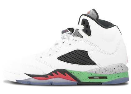 Nike Air Jordan 5 Retro Poison Green GSの写真