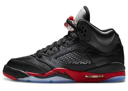 Nike Air Jordan 5 Retro Satin Bred GSの写真