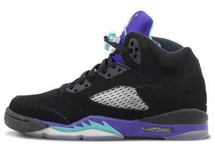 Nike Air Jordan 5 Retro Black Grape GS (2013)の写真