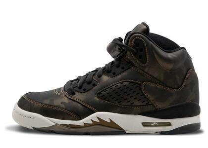 Nike Air Jordan 5 Retro Heiress Camo GSの写真