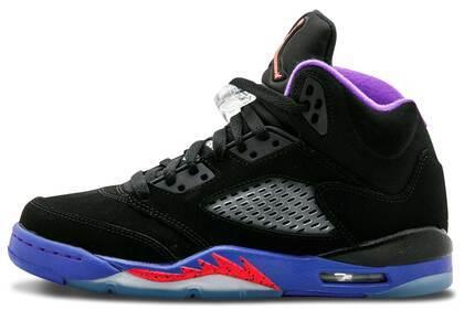 Nike Air Jordan 5 Retro Fierce Purple GSの写真