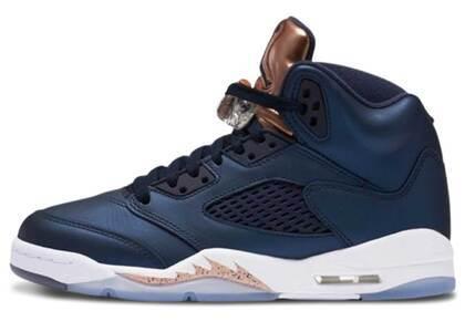 Nike Air Jordan 5 Retro Bronze GSの写真