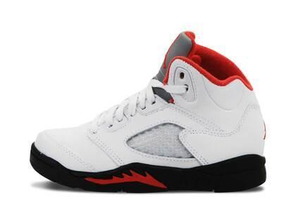 Nike Air Jordan 5 Retro Fire Red PS (2013)の写真