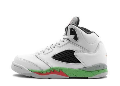 Nike Air Jordan 5 Retro Poison Green PSの写真