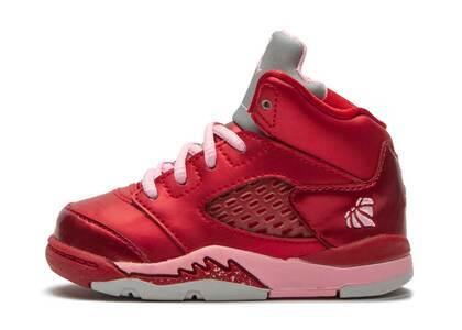 Nike Air Jordan 5 Retro Valentines Day TD (2013)の写真