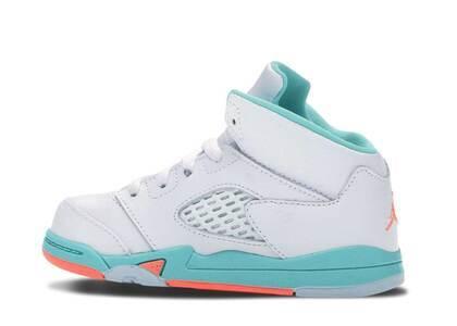 Nike Air Jordan 5 Retro Light Aqua TDの写真