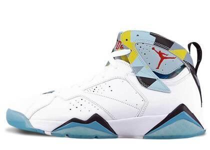 Nike Air Jordan 7 Retro N7の写真