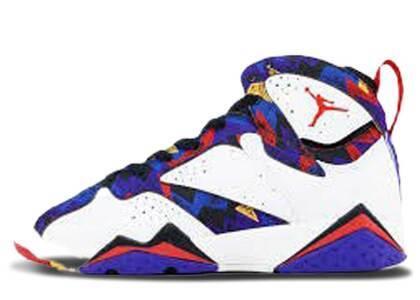 Nike Air Jordan 7 Retro Nothing But Net GSの写真
