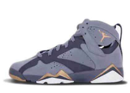 Nike Air Jordan 7 Retro Maya Moore Blue Dusk GSの写真