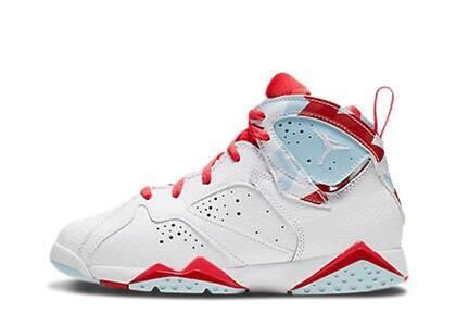 Nike Air Jordan 7 Retro Topaz Mist PSの写真