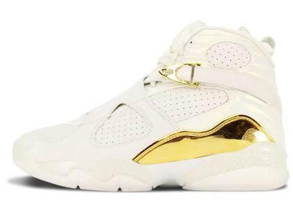 Nike Air Jordan 8 Retro Champagneの写真
