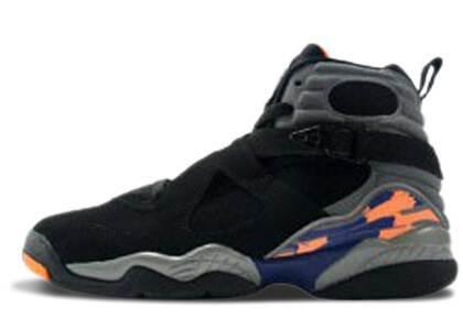 Nike Air Jordan 8 Retro Phoenix Suns GSの写真