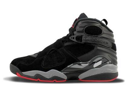 Nike Air Jordan 8 Retro Black Cement GSの写真