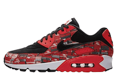 ATMOS × NIKE AIR MAX 90 WE LOVE NIKE PACKの写真